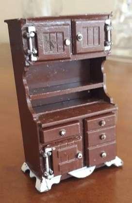 Mini muebles del hogar