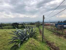 Terreno de venta Conocoto