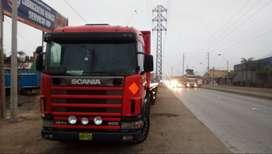 SE VENDE Camion Scania 2004