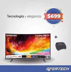 Smart tv Samsung Curved 55 pulgadas