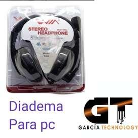 DIADEMA PARA PC