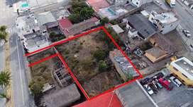 Vendo lote de terreno urbano de 1000m2 en Mira - Carchi - Ecuador