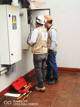 Servicios eléctricos y remodelaciones, mantenimiento e instalaciones eléctricas, cableado estructurado y drywall.
