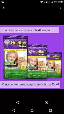 Alimento para gato 10 kilos