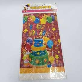 Mantel Decorativo de Feliz Cumpleaños