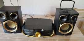 Equipo de musica Philips fx30