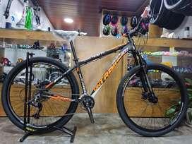 Bicicleta Ontrail zargos 29