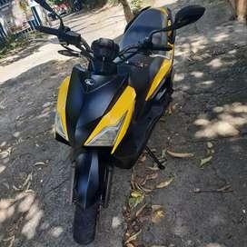 Se vende moto en excelente estado se entrega con papeles nuevos