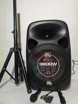 Sl pro audio profesional