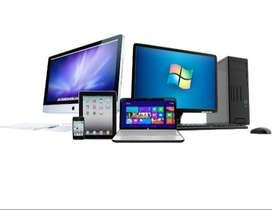 Armado, reparación y servicio técnico de PCs, Notebook y Netbooks