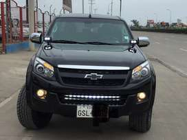 Dmax 4x4 LS diesel 2014 suspension EFS