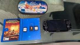 PSP Vita como nueva