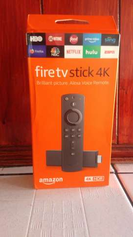 Amazon Fire Tv 4k Hdr