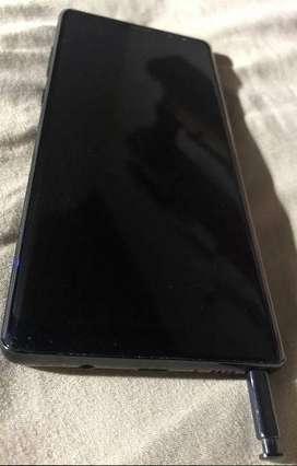 Samsung Galaxy Note 8 Liberado Para Movistar - Como Nuevo!