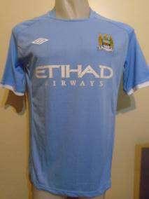 camiseta titular manchester city tevez 32