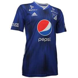 Camiseta adidas Millonarios Fc Local Original