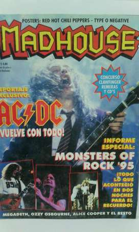Revista Madhouse nro. 58