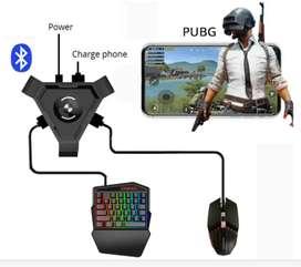 Controlador Bluetooth para juegos de celular
