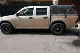 Vendo camioneta doble cabina año 2013