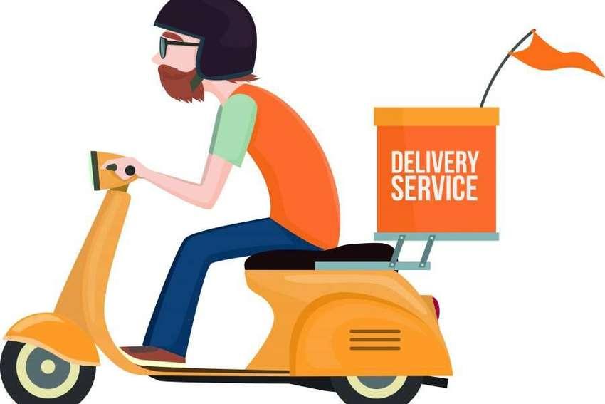 se busca repartidor de delivery zona alberdi alto alberdi 0
