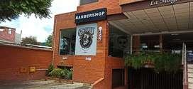 Se vende Barbería equipada