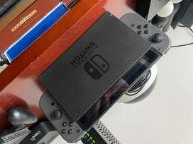 Nintendo Switch (negro)