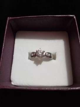 Vendo anillos