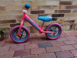 Bicicleta de Impulso Iniciacion