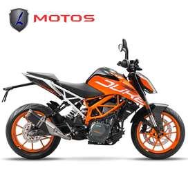 Moto KTM DUKE 390 2019 0 km y 2 años de garantía