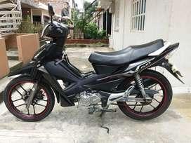 Vendo moto AKT Flex en excelentes condiciones. Soat y tecno hasta 15/08/20.