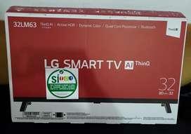 Tv lg  smart32 pulgadas totalmente nuevo