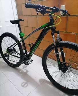 bici MTB Profit rin 29 marco en cromoly frenos hidraulicos