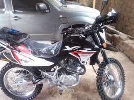 Moto Ronco 200 X plorer