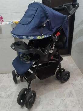 Coche  para pasear bebe