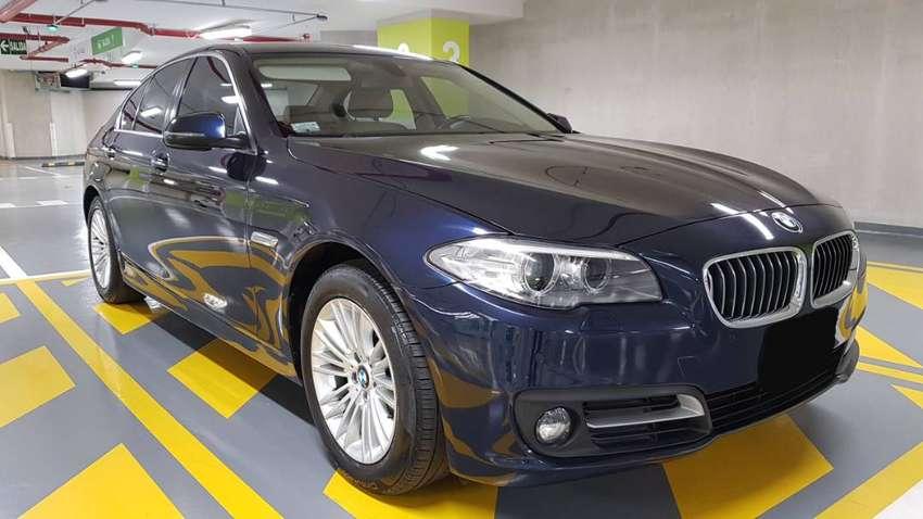 BMW 520i 2016 Version Luxury COMONUEVO 316i 318i 320i 328i 418i 420i 528i 535i a3 a4 a5 a6 c180 c200 c250 e200 e250 e350 0