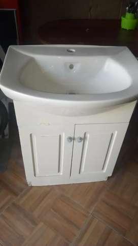 Lavatorio con mesada