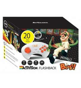 ACTIVISION FLASHBACK PITFALL BUILT 20GAMES