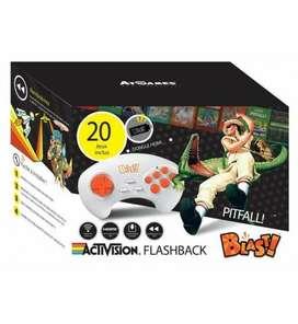 ACTIVISION FLASHBACK PITFALL BUILT 20GAMES