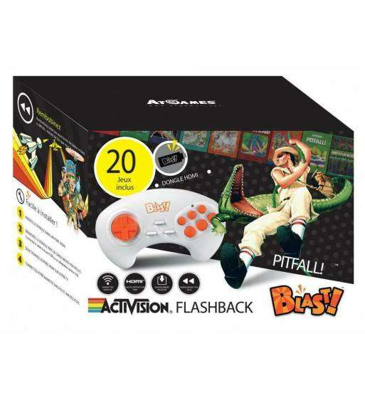 ACTIVISION FLASHBACK PITFALL BUILT 20GAMES 0