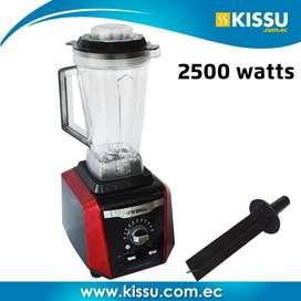 Licuadora Prima Master semi industrial KT-BR5330 3 caballos de fuerza 2500 wattsa Garantia 1 Años
