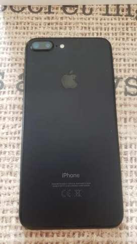 Iphone 7 plus 32gb Negro