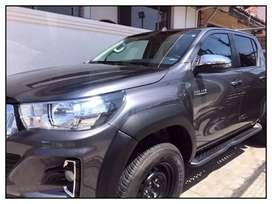 Toyota Hilux 4x4 2019 SR5 versión full