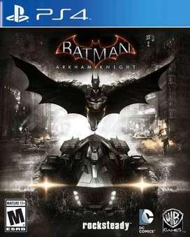 Batman Arkham Knight Playstation 4 Ps4, Físico