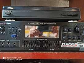 Amplificador de última generación marca audiopro