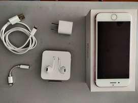Iphone 7 32gb Rose como nuevo.