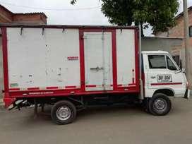 camioneta furgon