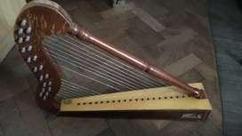 Vendo Arpa 20 Cuerdas Mario Guerrisi