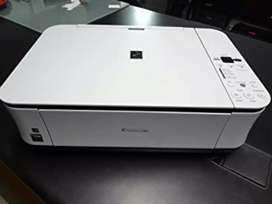 Vendo cambio impresora multifuncional canon mp250
