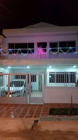 Casa duplex en venta, villa encanto, puerto Colombia