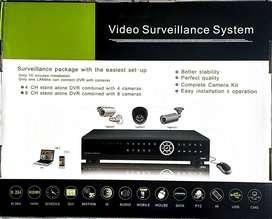Sistema de vídeo vigilancia
